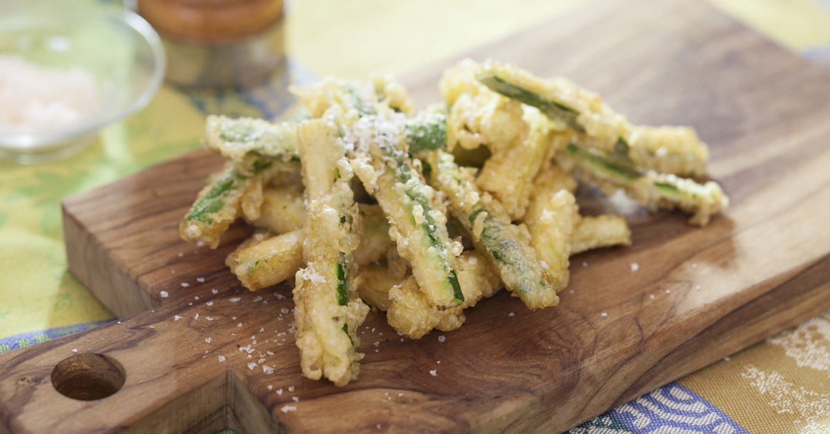 Zucchini Chips social link